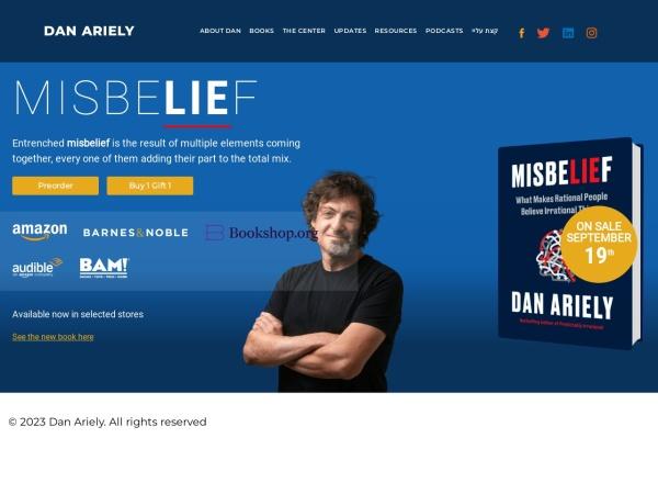 http://danariely.com