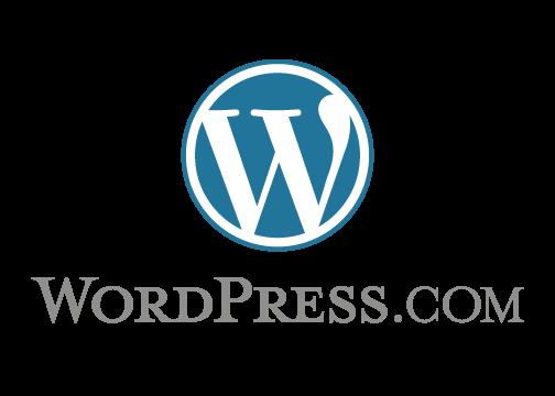 Приложение WordPress на экране смартфона
