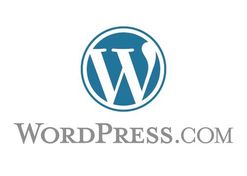 Blog powered by wordpress